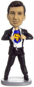 Подарок для мужчины «Супермен в пиджаке» - фото 1