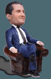 Подарок бизнесмену «В кресле» - фото 1
