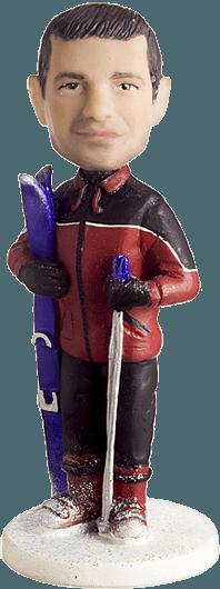 Подарок лыжнику «Лыжи - это моё всё»