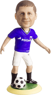 Подарок футболисту «Соперник не пройдет» 20см. - фото 1