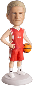 Подарок баскетболисту «Звезда баскетбола» 20см. - фото 1