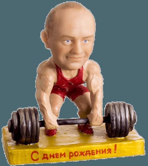 Подарок для мужчины «Сила в мышцах»