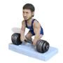 Подарок для мужчины по фото «Сила в мышцах» 20см. - фото 4