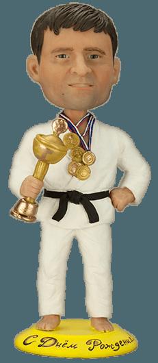 Подарок спортсмену «Победитель по жизни»