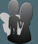 Статуэтка эксклюзивный подарок по фото — 2 человека - фото 1