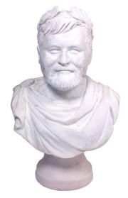 Бюст по фото «Цезарь» 40 см - фото 1