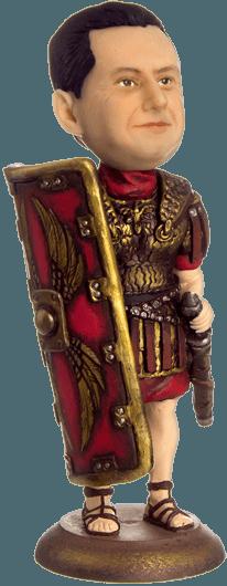 Подарок для мужчины «Римский легионер»