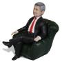 Подарок начальнику по фото «Начальник в кресле» 20см. - фото 3