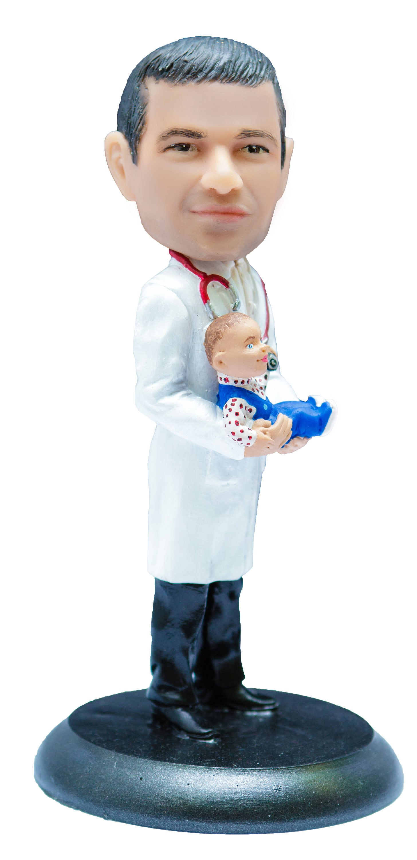 Подарок врачу «Семь бед - один доктор»