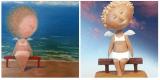 Рельефные картины по фото, картине или описанию - фото 1