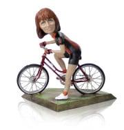 Подарок велосипедисту «Быстрее ветра» 20см. - фото 1