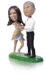 Подарок паре «Страстное танго» 20см. - фото 1