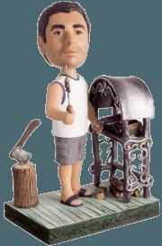 Подарок для мужчины «Шашлычных дел мастер» - фото 1
