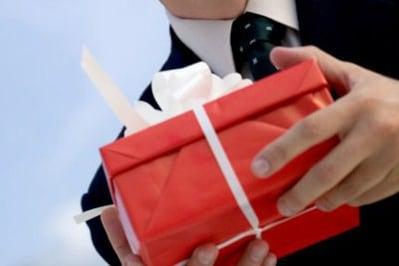 Подарок шефу на день рождения от коллектива