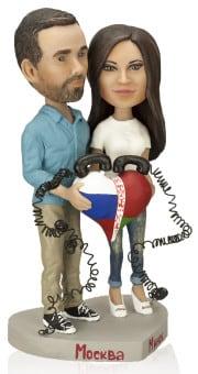 Подарок паре «Любовь на расстоянии» - фото 1