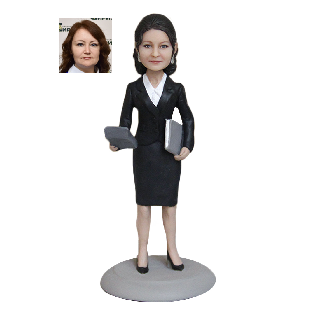 Кукла шарж на заказ по фото
