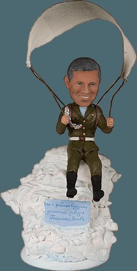 Подарок для парашютиста «Прыжок ввысь»