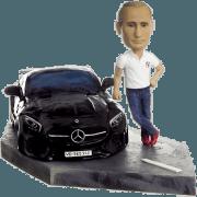 Vip подарок автолюбителю «За рулем» - фото 1