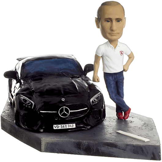 Vip подарок автолюбителю За рулем