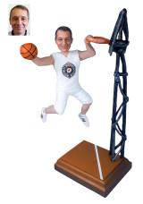 Подарок баскетболисту «Отличный удар» - фото 1