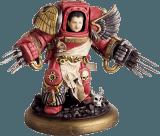 Подарок другу по фото «Warhammer 40000″ 30 см - фото 1