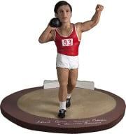 Подарок спортсмену по фото «Победоносец» 30 см - фото 1