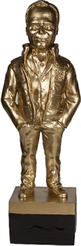 Подарок мужчине по фото «Оскар» 30 см - фото 1