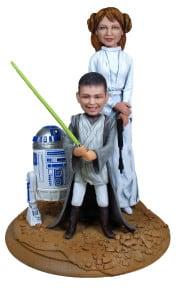 Подарок сыну «Звездные воины» 30см. - фото 1
