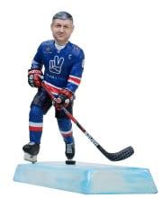 Подарок хоккеисту «Первый на льду» 30см. - фото 1