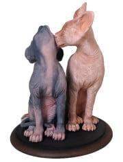 Подарок любителям кошек «Кошачья нежность» 20см. - фото 1