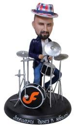 Подарок барабанщику «В зажигательном ритме» - фото 1