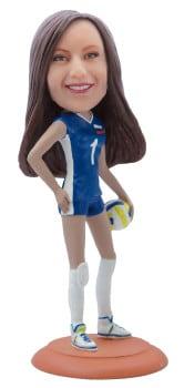 Подарок спортсменке «Звезда волейбола» - фото 1