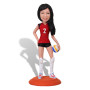 Подарок спортсменке по фото «Звезда волейбола» 20см. - фото 2