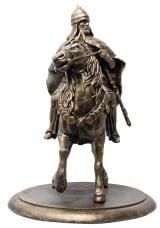 Скульптура «Александр Невский» 25см. - фото 1