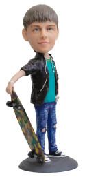 Подарок экстремалу «Скейтбордист». - фото 1