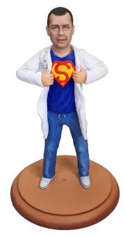 Подарок врачу «Спасающий жизни» 30см. - фото 1