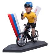 Подарок велосипедисту «Дальняя дорога» 25см. - фото 1