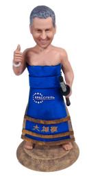 Подарок мужчине «Боец сумо» 20см. - фото 1