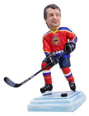 Подарок хоккеисту «Улётный пас» 20см. - фото 1