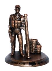 Наградная продукция для военных «Пятый батальон» 20см. - фото 1