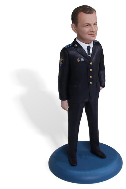 Подарок офицеру полиции 73