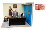 Мини рабочий кабинет «Семейный бизнес» 30см. - фото 1