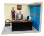 Мини рабочий кабинет «Семейный бизнес» 30см. - фото 2