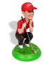 Подарок гольфисту «Точно в лунку» 25см. - фото 2