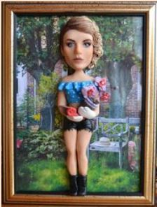 Портретная кукла 2D от 5 200 руб