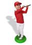 Подарок гольфисту «Коронный удар» 25см. - фото 2